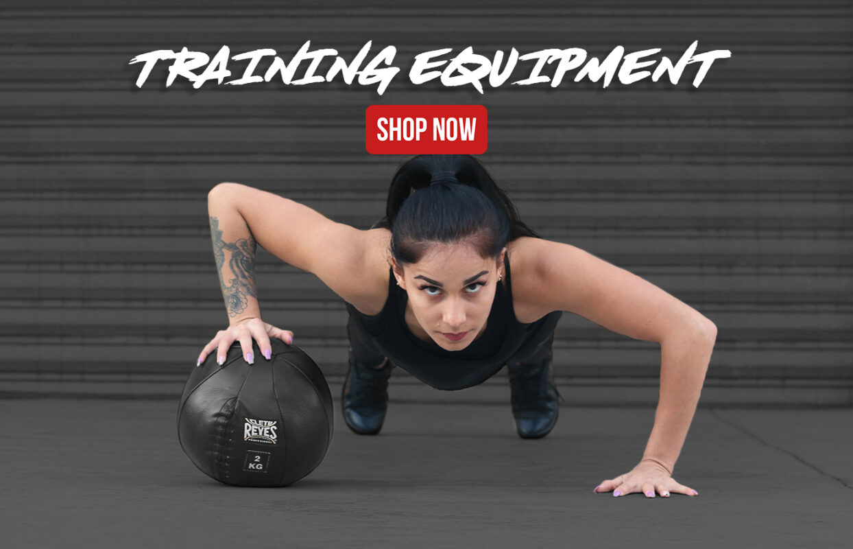 Cleto Reyes Training Equipment