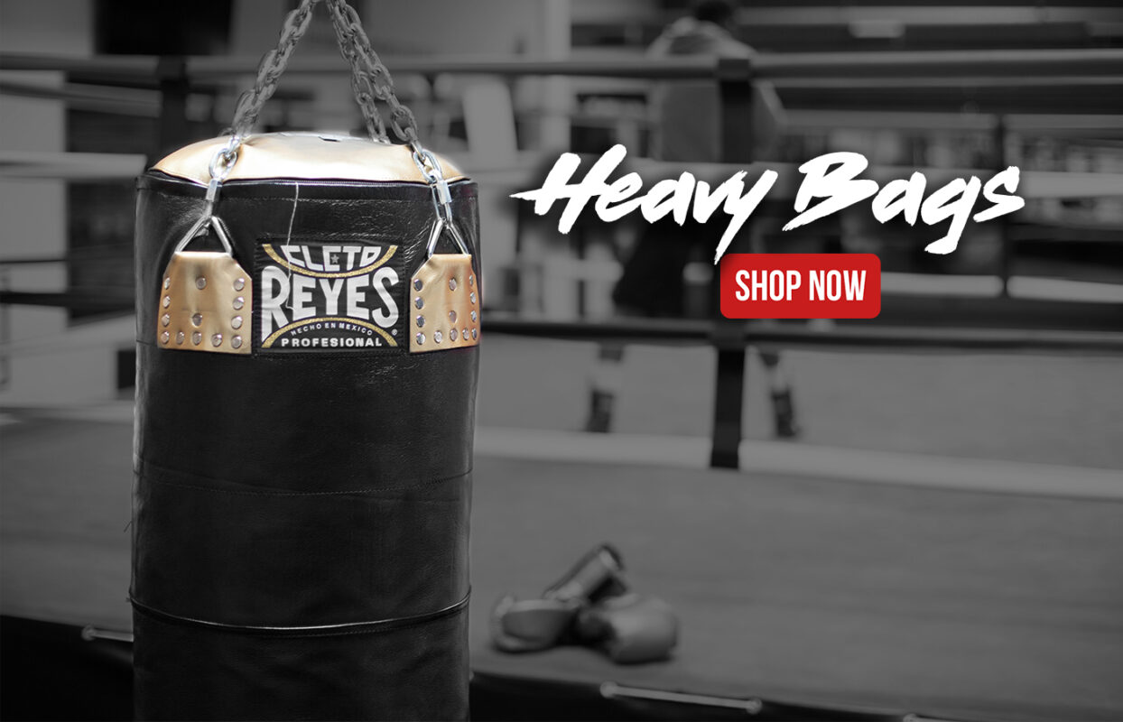 Cleto Reyes Heavy Bags