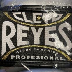 Cleto Reyes Hook and Loop Gloves - Silver Bullet - Bullet
