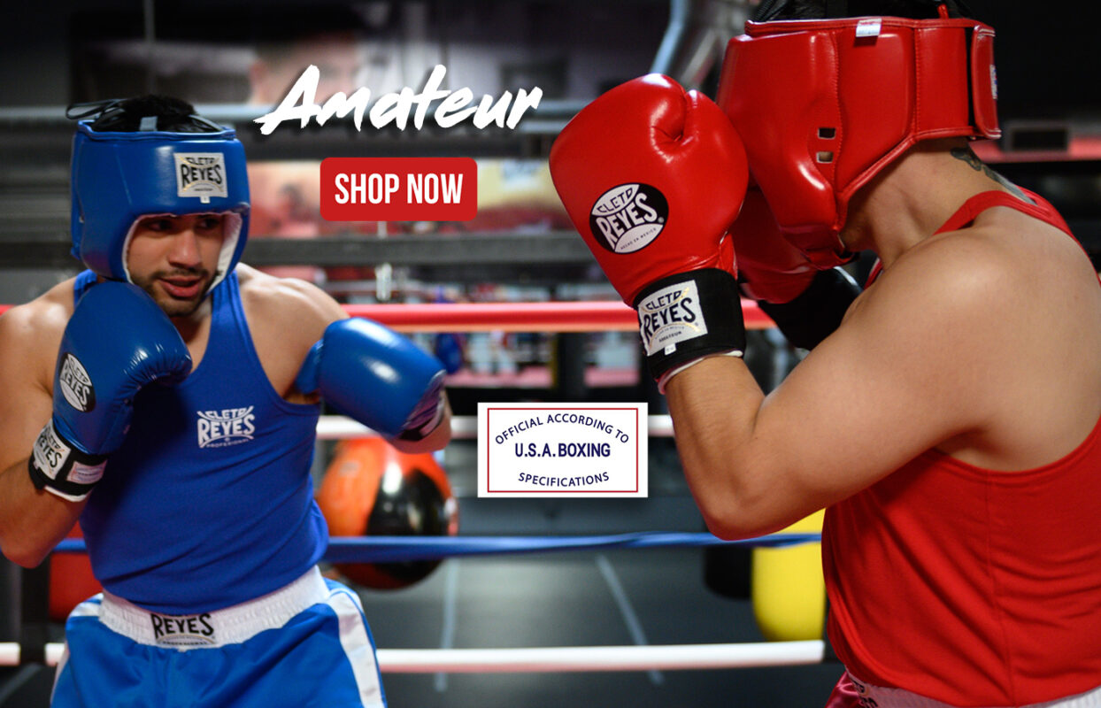 Cleto Reyes Official Amateur Gear