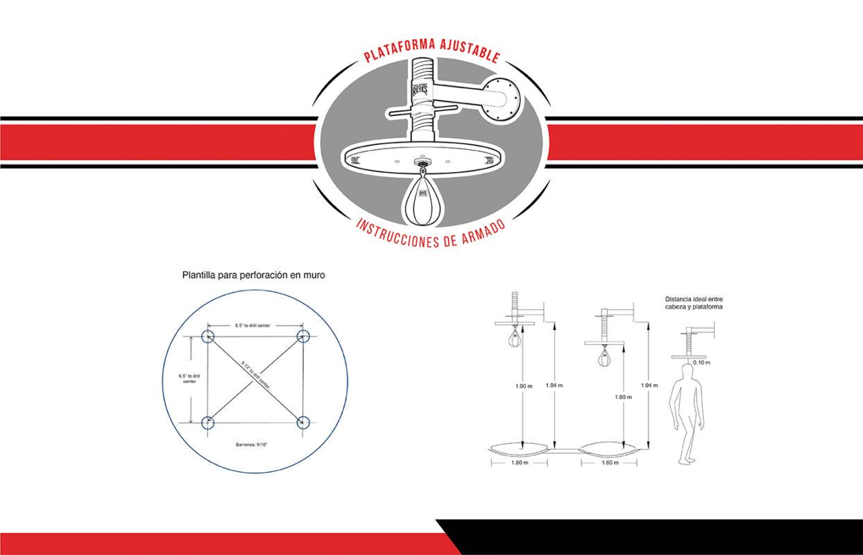 Manual Plataforma Ajustable
