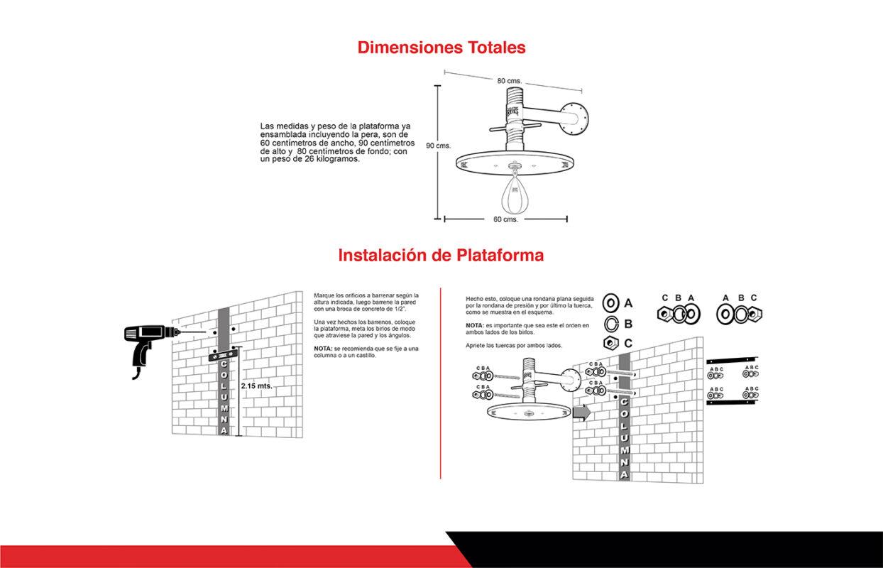 Manual Plataforma Ajustable Parte 3