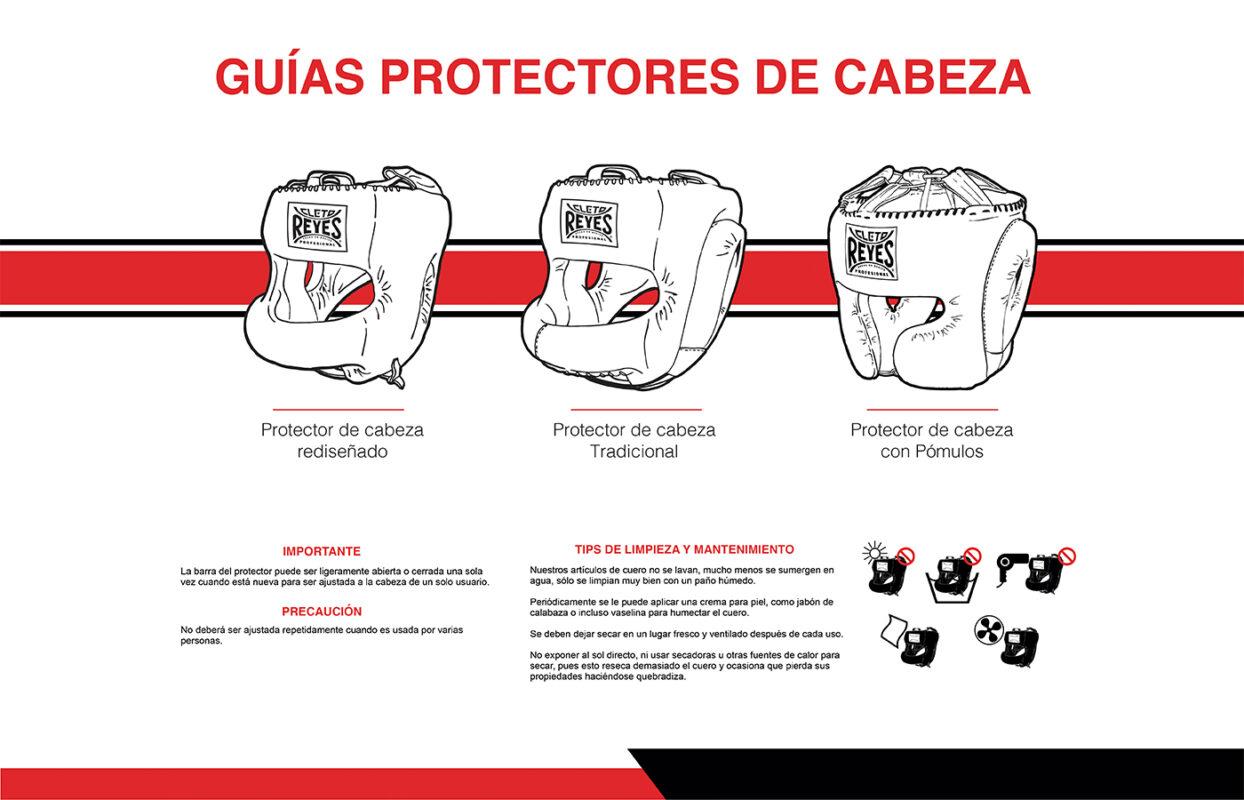 Manual Protectores de Cabeza