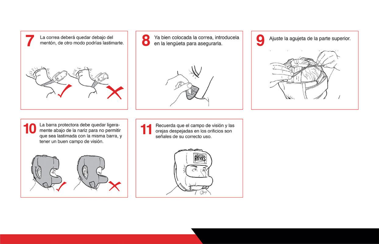 Manual Protectores de Cabeza parte 3