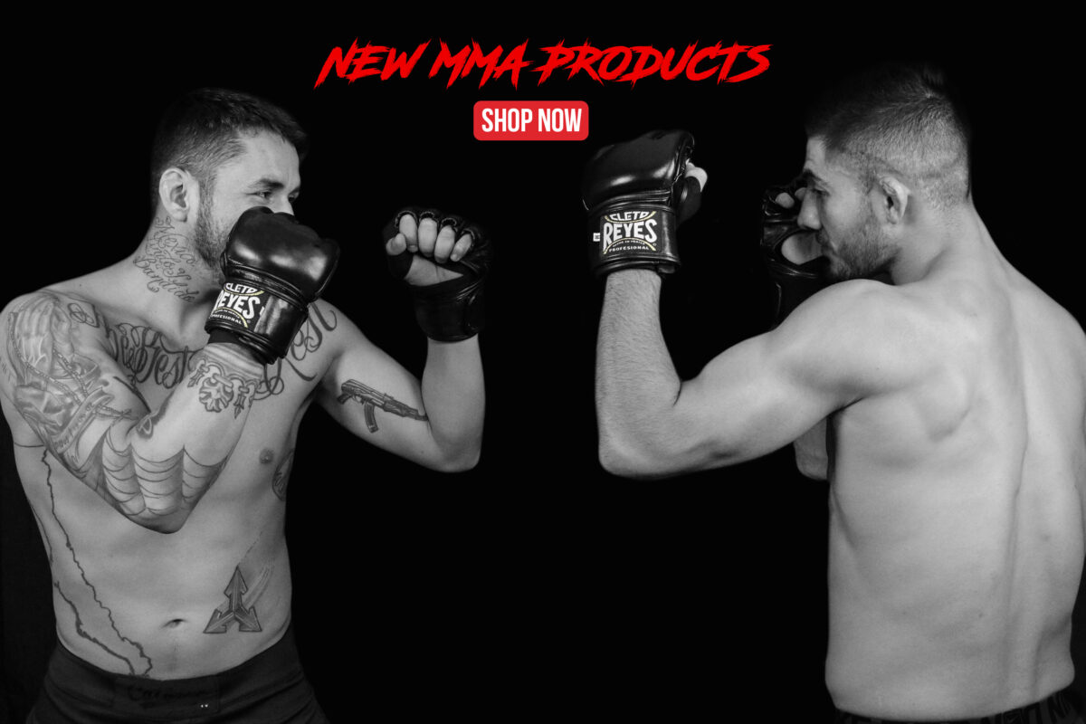 New MMA Products - Grappling Gloves