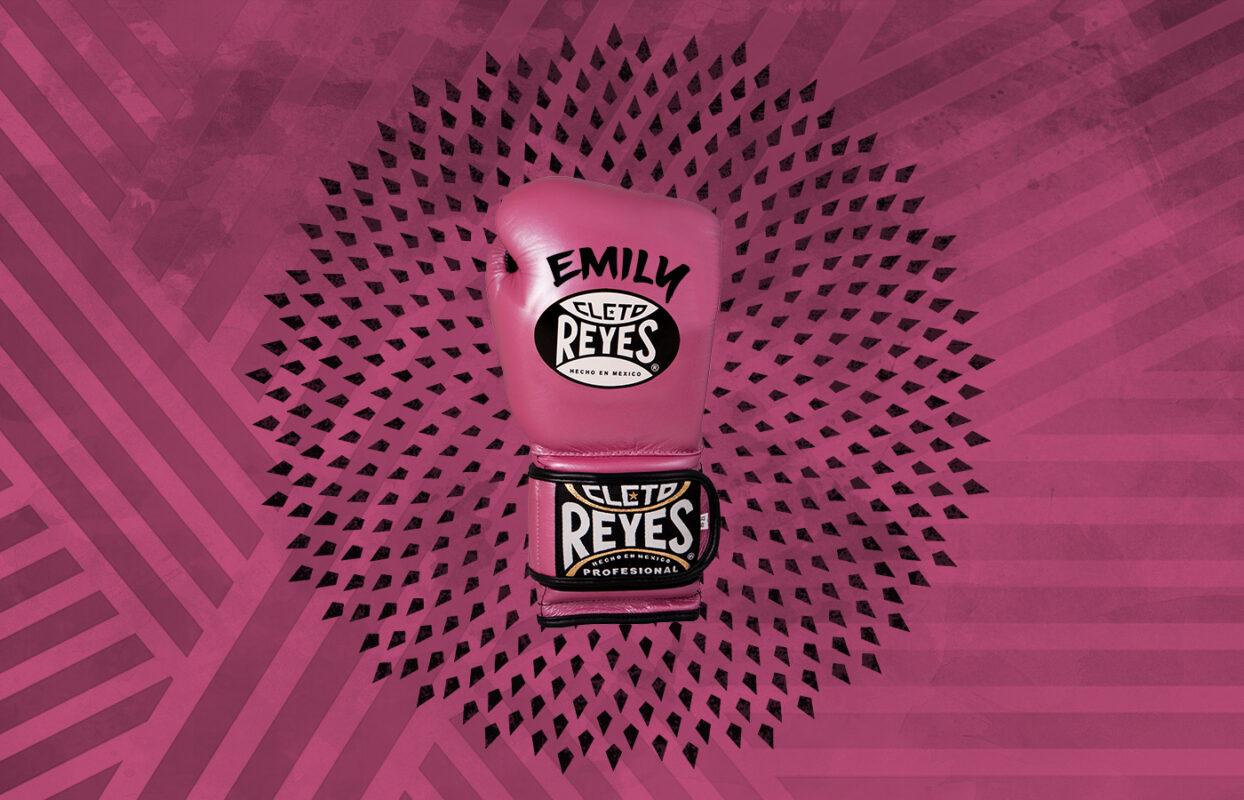 Customization - Cleto Reyes Hybrid Gloves - Pink