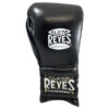 Cleto Reyes Traditional Training Lace Gloves - Black(Display Product)