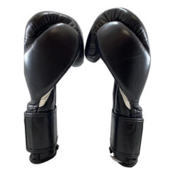 Cleto Reyes Training Gloves with Hook and Loop Closure - Black - Display Product - Side