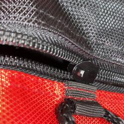 Cleto Reyes Gym Bag - Zipper Puller fell off