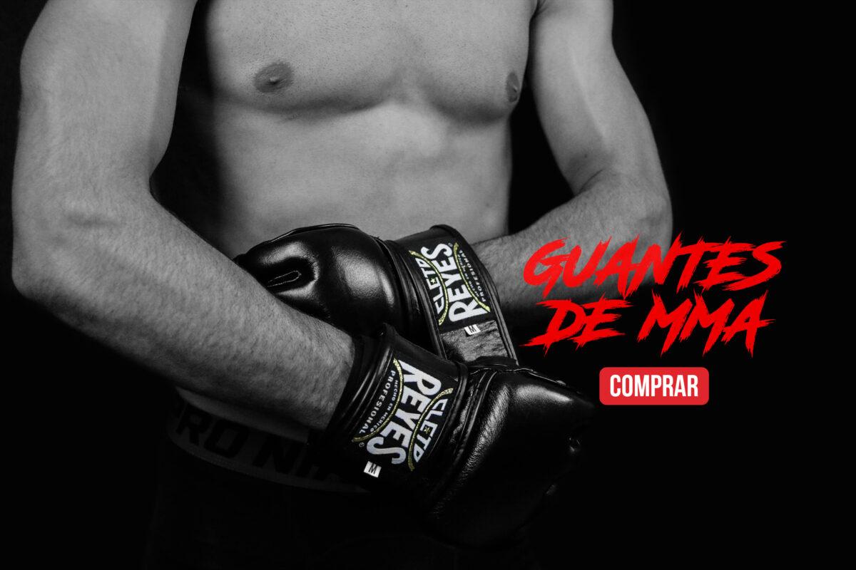 Guantes de MMA