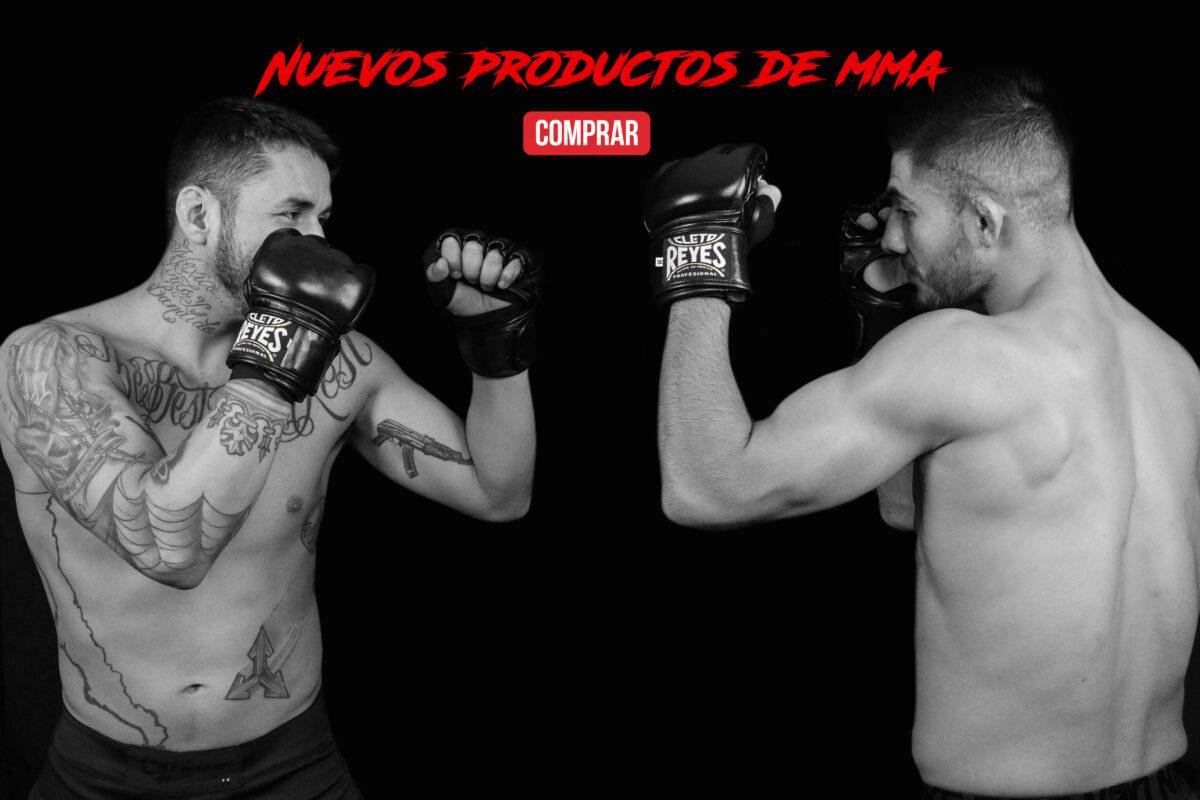 Nuevos Productos MMA