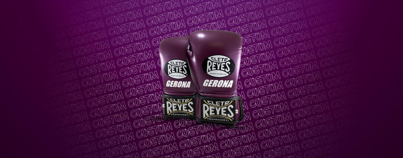 Customization - Cleto Reyes Hybrid Gloves - Metallic Purple