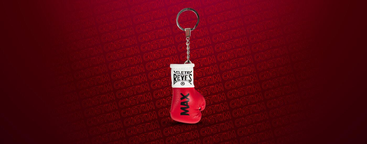 Customization - Cleto Reyes Keyring - Classic Red